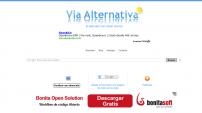 Proyecto web buscador open source