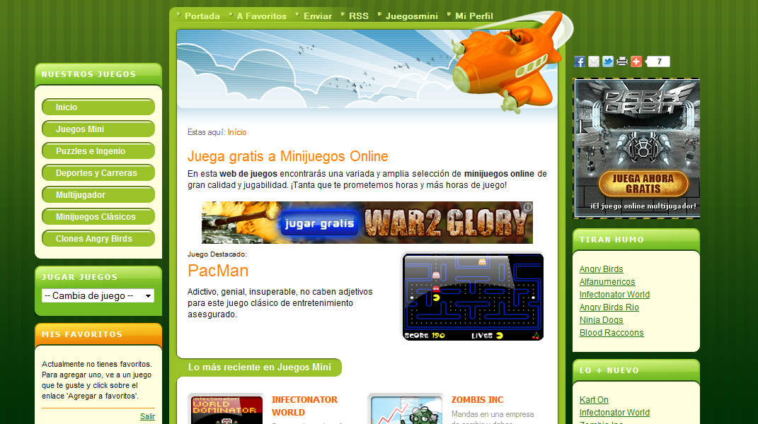 captura web mini juegosonlinex tk