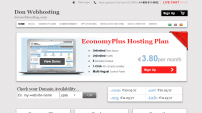 Proyecto web venta de dominios y alojamiento web