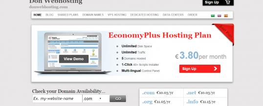 donwebhosting.com